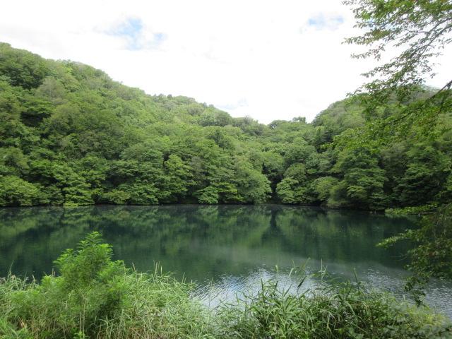 Ochikuchinoike Pond