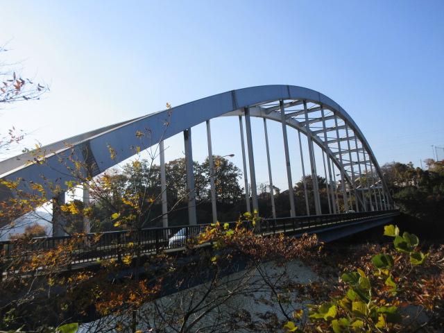 相模湖大橋の外観