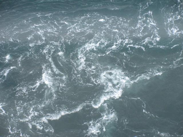 鳴門海峡の小潮