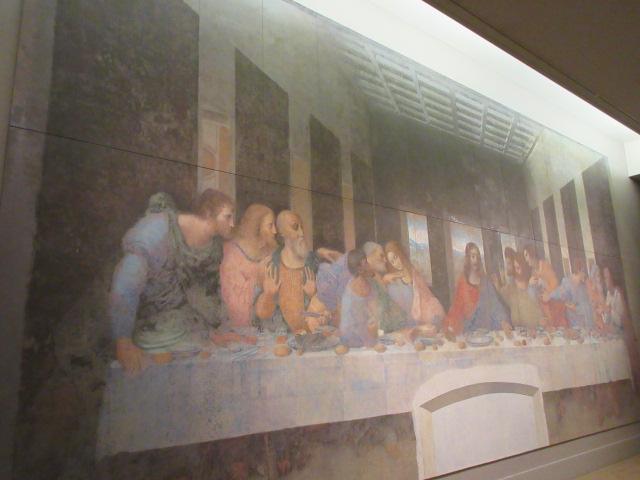 レオナルド・ダ・ヴィンチの最後の晩餐