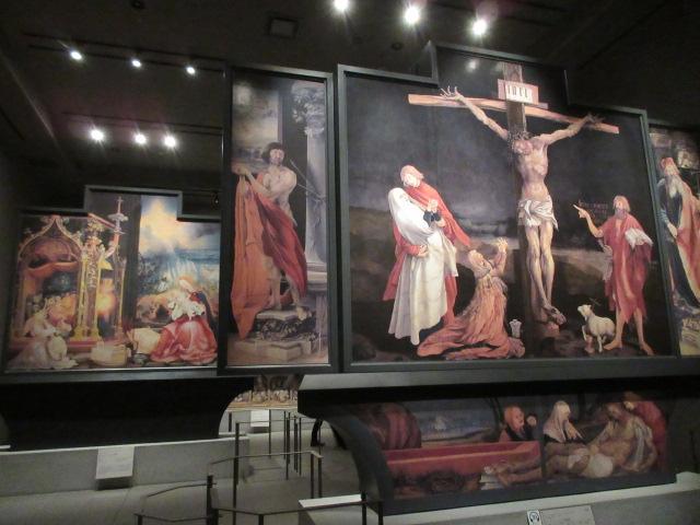 マティアス・グリューネヴァルトのイーゼンハイムの祭壇画