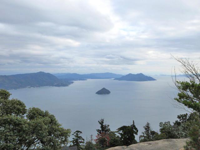 宮島の弥山