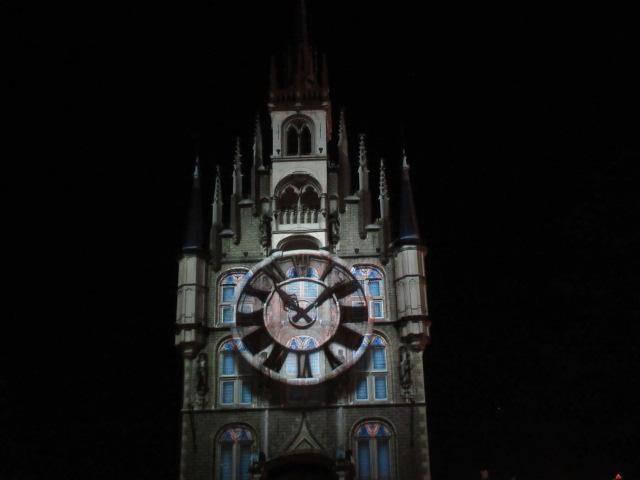 ザ リバイバル オブ ザ ドラゴンの時計