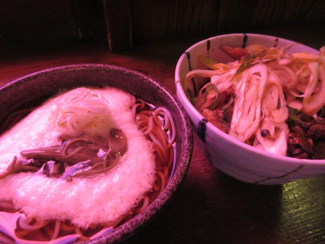 高橋屋の蕎麦