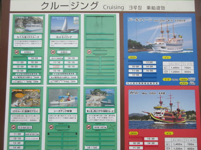 Types of pleasure boats