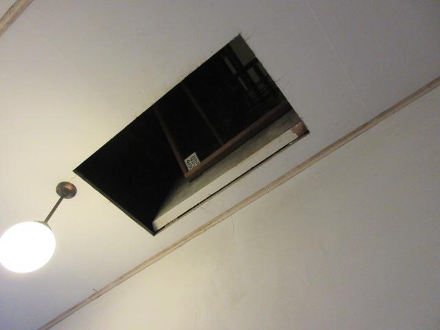 グラバー邸の隠し部屋