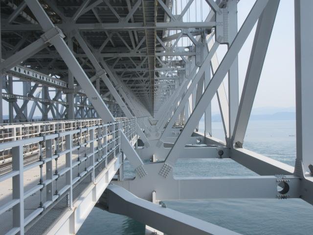 大鳴門橋の構造