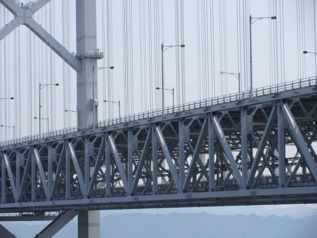 大鳴門橋の渦の道