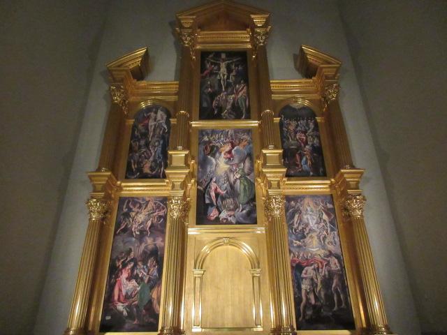 エル・グレコの大祭壇画