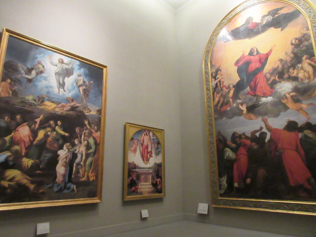 ティツィアーノの聖母被昇天