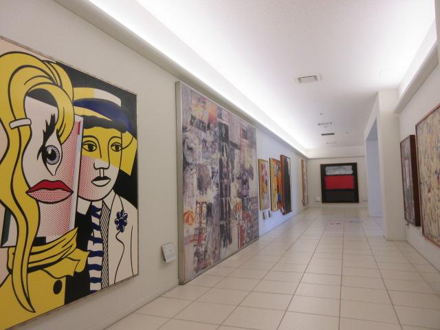 大塚国際美術館の混雑具合