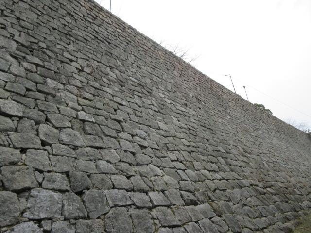 石垣の城壁