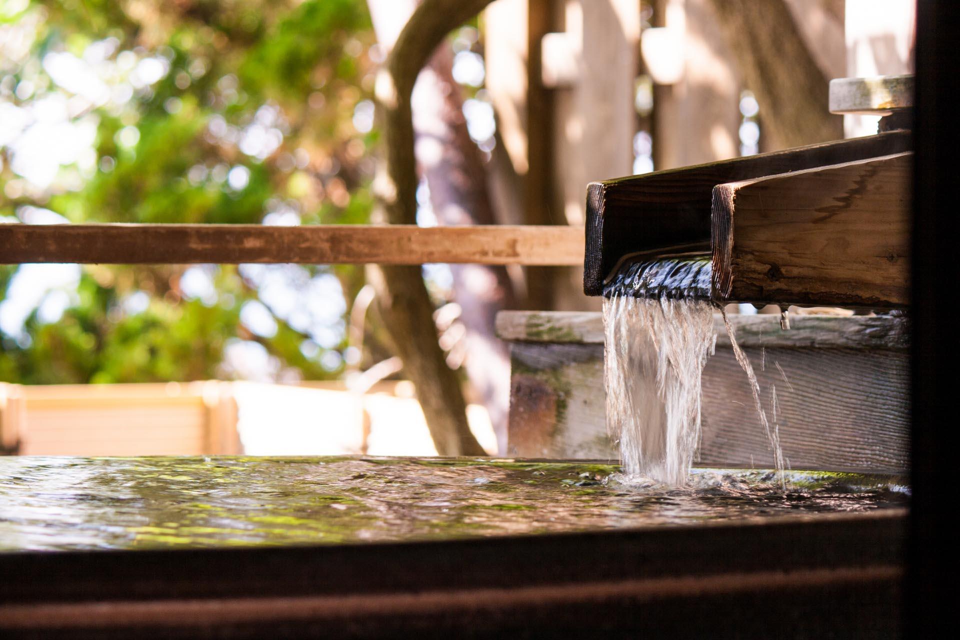 ホテル温泉