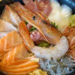 最高に美味しい海鮮丼と握り寿司、静岡県の沼津港や三嶋大社を旅行